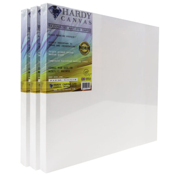 Hardy Canvas 3 Pack